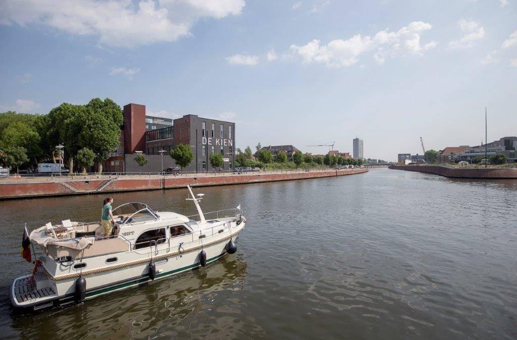 Leiestreek varen in Vlaanderen België