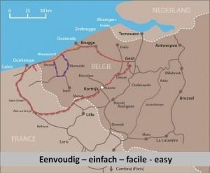 vaarroute-westhoek-frankrijk