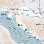Motorjacht huren in Kroatië