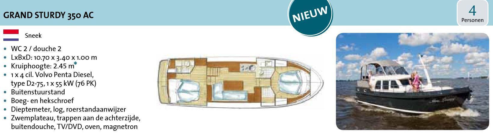 Linssen Grand Sturdy 350 Ac Bboat